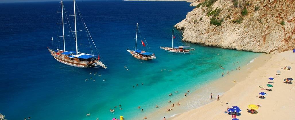 Gulet Sailing Turkey - Kalkan