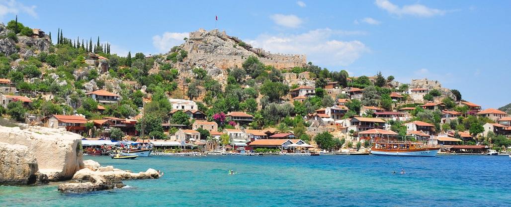 Gulet Sailing Turkey - Kas